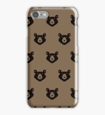 Grizzly Bear iPhone Case/Skin