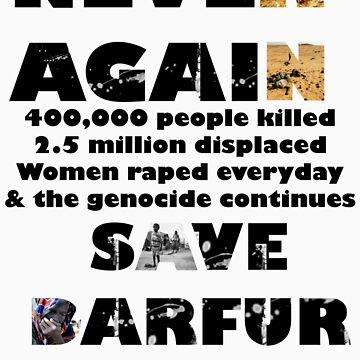 Save Darfur by BCStevens