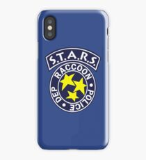 S.T.A.R.S. - RACCOON POLICE DEPT. - RESIDENT EVIL iPhone Case/Skin