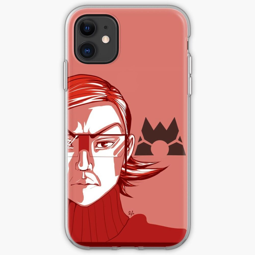 Team Magma iphone case
