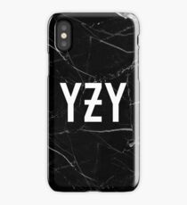 YZY Marble Background iPhone Case/Skin