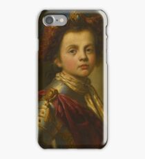 Attributed to Giacomo Ceruti PORTRAIT OF A YOUNG BOY, BUST LENGTH, DRESSED IN ARMOR iPhone Case/Skin