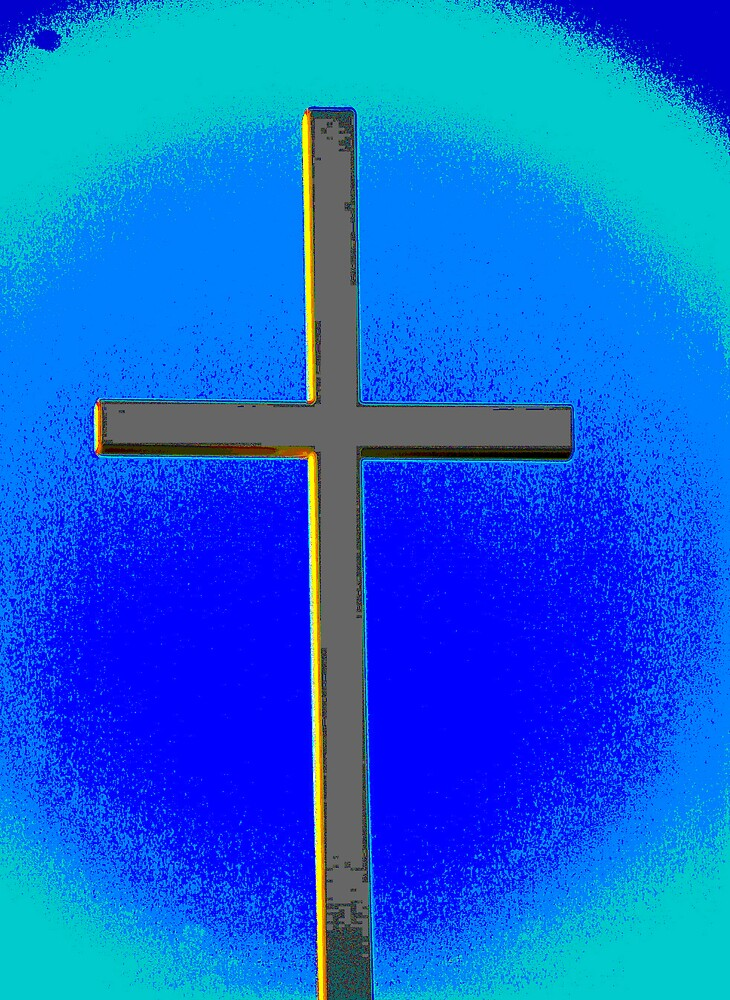 CROSS OF HOPE by mark anthony