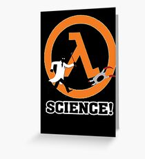 Science! Greeting Card