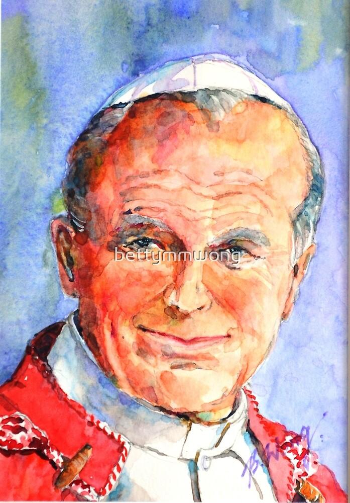 St. Paul John II by bettymmwong