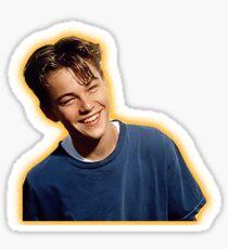 BABY LEO Sticker