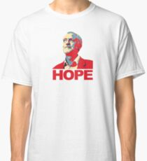 Jeremy Corbyn HOPE Classic T-Shirt