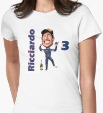 New 2017 Daniel Ricciardo Women's Fitted T-Shirt