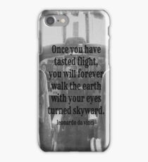 Da Vinci Flight iPhone Case/Skin