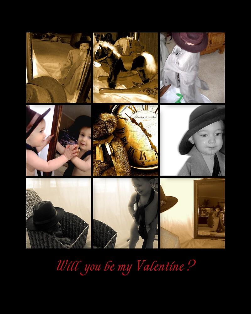 My little Valentine by kimzirbel7
