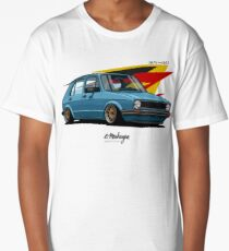 VW Golf 5 door mk1 Long T-Shirt