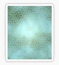Water Glass Sticker