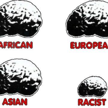 No racism by juldie
