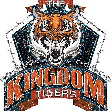 Kingdom Tigers by morlock
