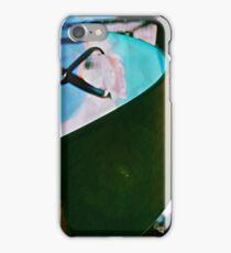 Lomo Swinging Under the Blues iPhone Case/Skin