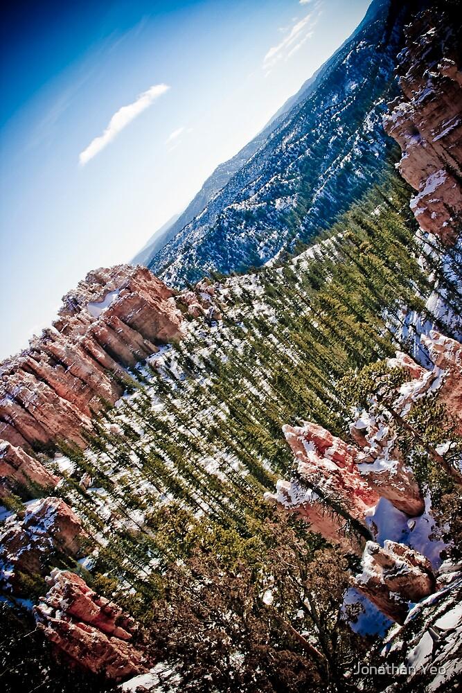 Bryce Canyon - An Awkward Angle by Jonathan Yeo