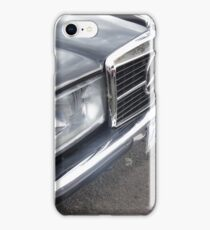 300D LONG WHEELBASE MERCEDES 1984 LIMOUSINE iPhone Case/Skin
