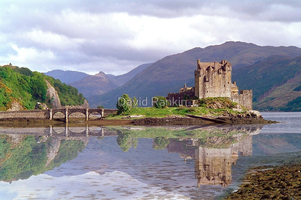 Eilean Donan Castle 37 by David Rankin