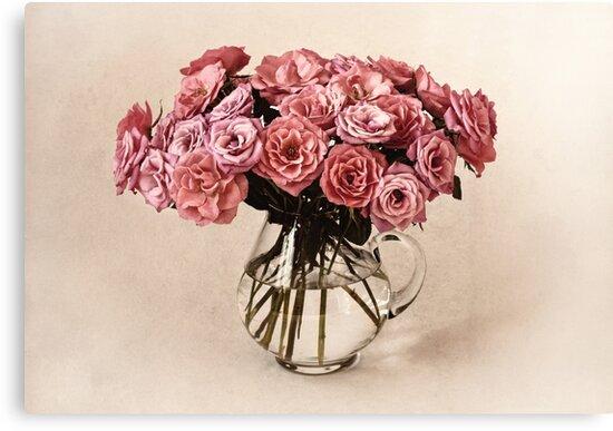 Roses by Ellen van Deelen