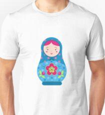 Matryoshka. Traditional russian nesting doll T-Shirt