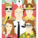 Time For Love And Adventure (Faces & Movies) by Alain Bossuyt