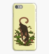 Precious Kitty Plague  iPhone Case/Skin