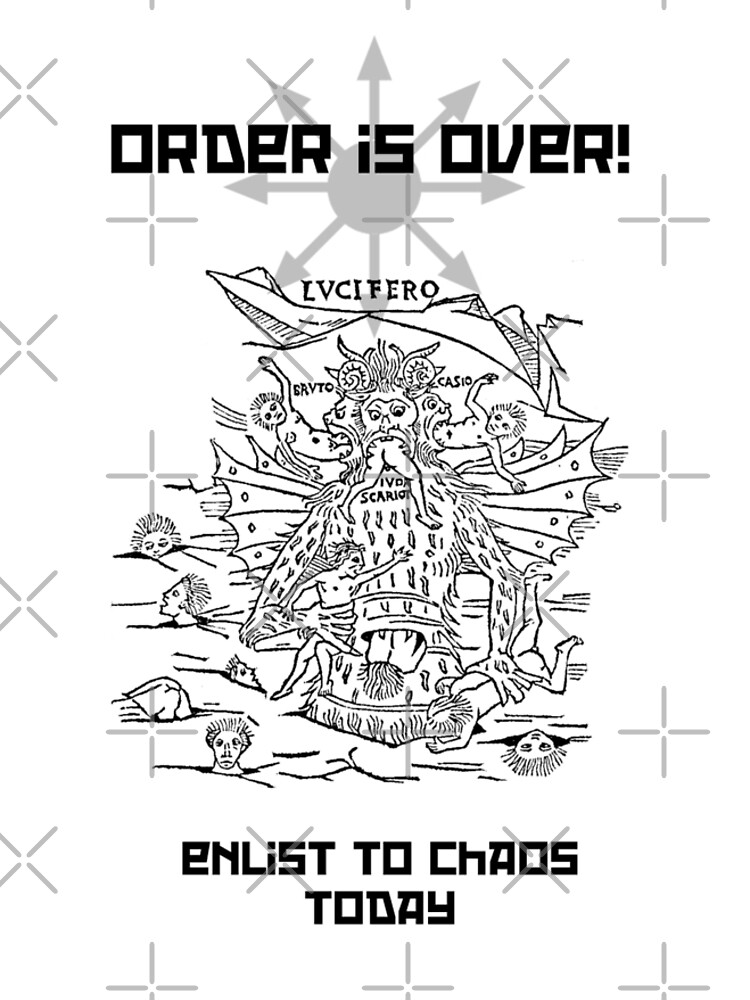 Enlist to Chaos by thelostsigil
