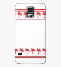 West Coast California Burger Drive In n Out Case/Skin for Samsung Galaxy