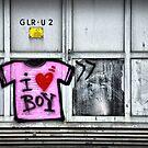 I heart boy by Kurt  Tutschek