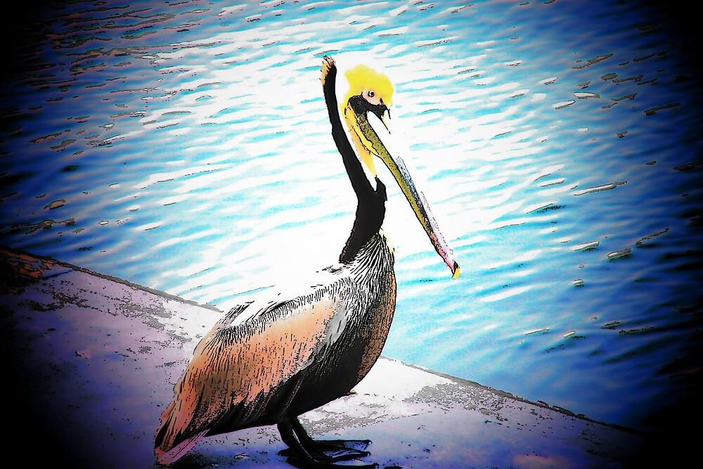 BIRD  by mark anthony