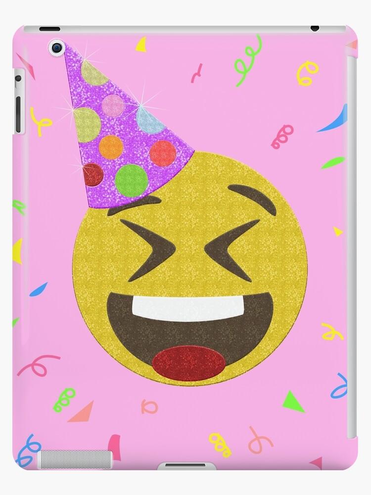 Emoji Birthday Happy Face By Peaktee