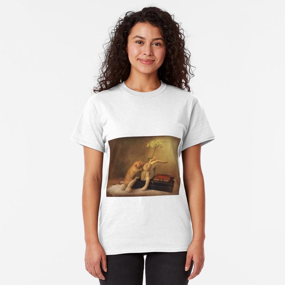 Poppy in still life Classic T-Shirt