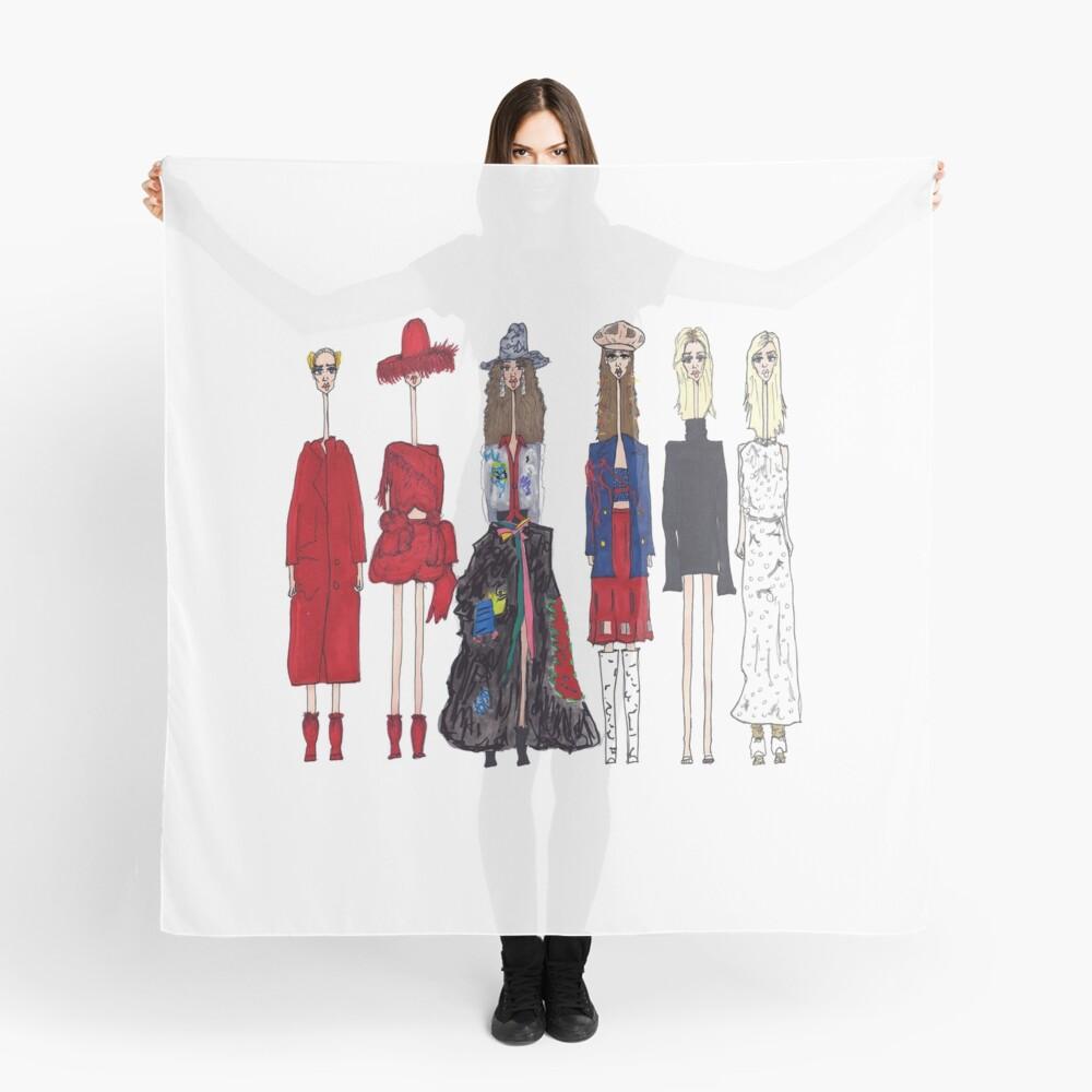 fashionista Scarf