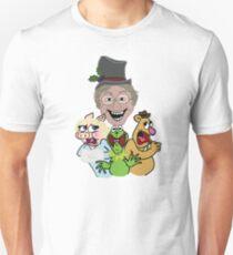 John Denver Muppet Attack Unisex T-Shirt
