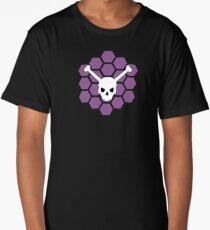 Skeleton Crew Hex - MST3k Long T-Shirt