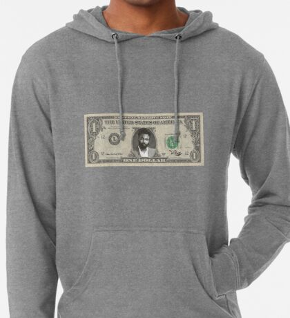 One Donald Bill Lightweight Hoodie