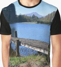 Loch Ard Graphic T-Shirt
