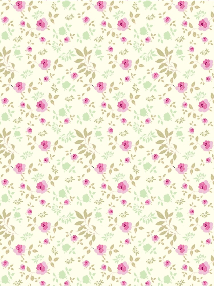 Honey Summer Roses by pjscribble
