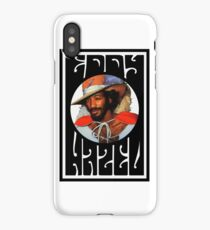 Eddy Hazel artwork iPhone Case/Skin