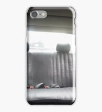 LIMOUSINE COSTA RICA W123 LONG WHEELBASE 300D MERCEDES SEDAN iPhone Case/Skin