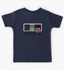Nintendo Konami - Live by the Code (NES) Kids Clothes