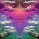 Ocean Rainbow - Side by Side by Kasia-D