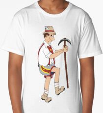 The Price is Right - Cliff Hanger Yodely Guy Long T-Shirt
