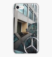 COSTA RICA LIMOUSINE LONG WHEELBASE 300D W123 MERCEDES iPhone Case/Skin