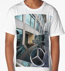 COSTA RICA LIMOUSINE LONG WHEELBASE 300D W123 MERCEDES Long T-Shirt