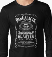 Pan Galactic Gargle Blaster - No. 42 Long Sleeve T-Shirt