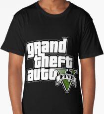 GTA V Long T-Shirt