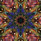 Kaleidoscope Water Series03 by Susan Sowers