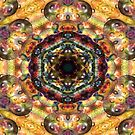 Kaleidoscope Water Series05 by Susan Sowers