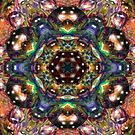 Kaleidoscope Water Series06 by Susan Sowers